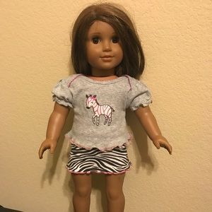 American Girl Outfit Handmade